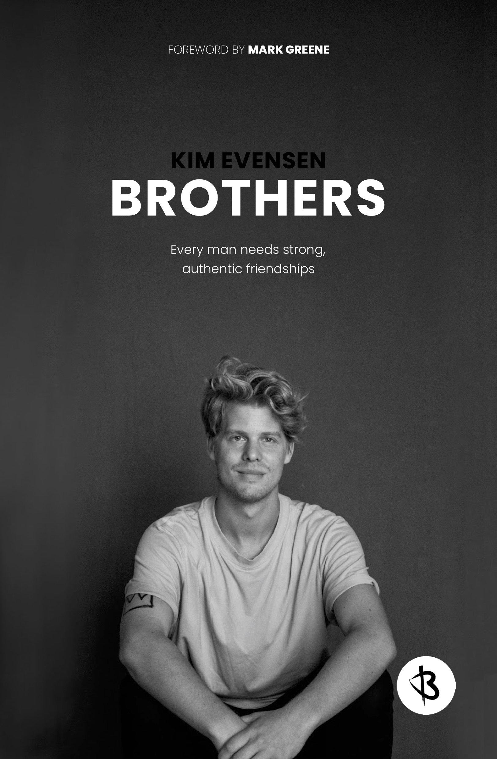 brothers book kim evensen