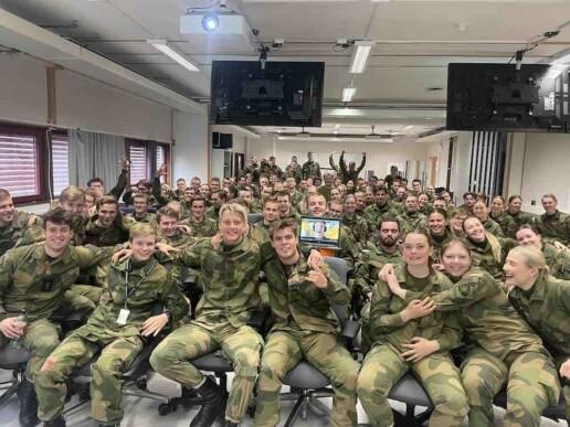 Brothers_Kim Evensen_Jørstadmoen Leir_Det Norske Forsvaret